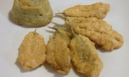 Alici fritte dorate (ricetta tradizionale)