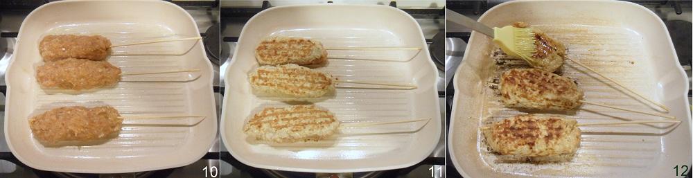 Kebab di pollo con salsa allo yogurt ricetta etnica il chicco di mais 4