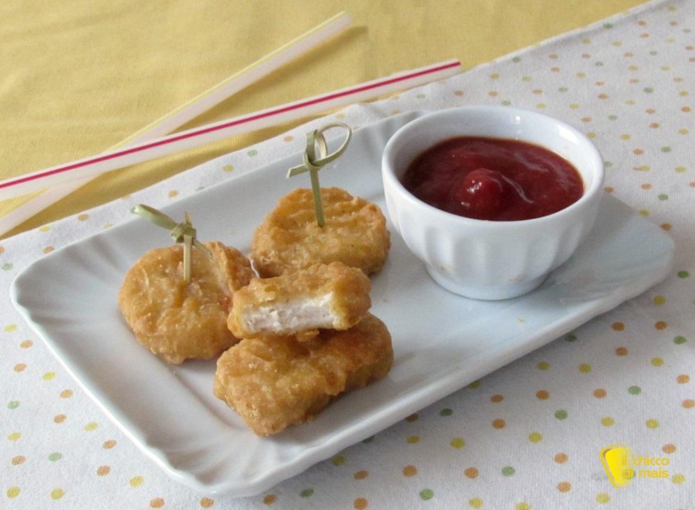 buffet di capodanno Nuggets di pollo ricetta crocchette di pollo il chicco di mais