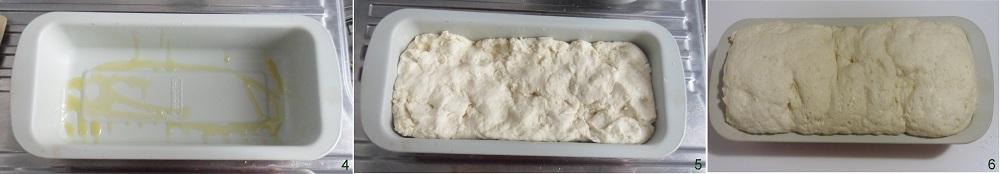 Pane in cassetta senza glutine ricetta con Mdp o a mano il chicco di mais 2