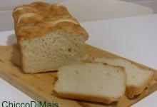Pane in cassetta senza glutine (ricetta con Mdp o a mano)