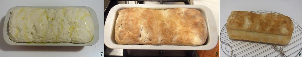Pane in cassetta senza glutine ricetta con Mdp o a mano il chicco di mais 3