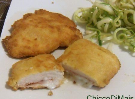 Cordon bleu di pollo (ricetta secondo)