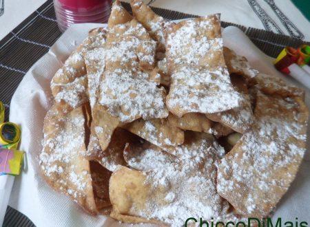 Frappe o chiacchiere senza glutine (ricetta di Carnevale)
