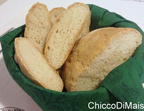 Pane sciapo senza glutine