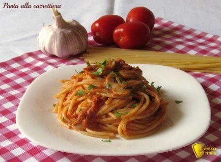 Pasta alla carrettiera (ricetta romana)