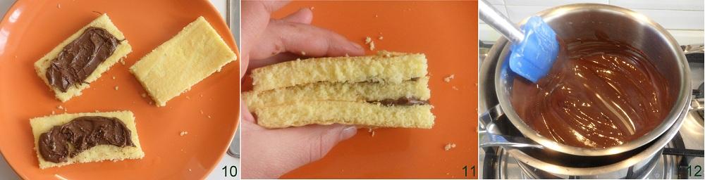 Tegolini fatti in casa ricetta merenda il chicco di mais 4