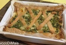 Torta salata con ricotta e spinaci (ricetta classica)