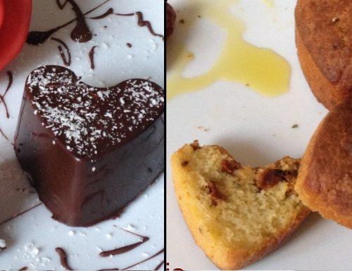 Menu di San Valentino (ricette per una cena romantica)