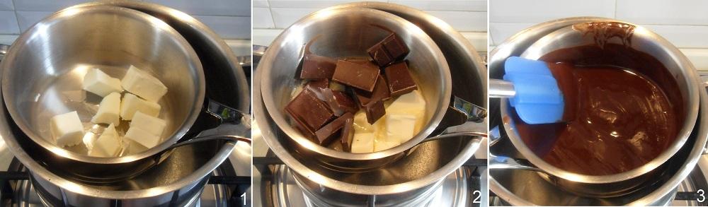 Brownies al cioccolato ricetta americana il chicco di mais 1