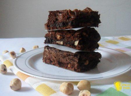Brownies al cioccolato (ricetta americana)