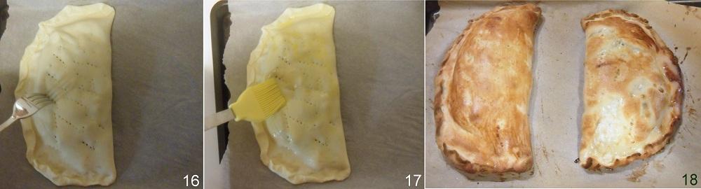 Calzone con ricotta e asparagi selvatici ricetta al forno il chicco di mais 6