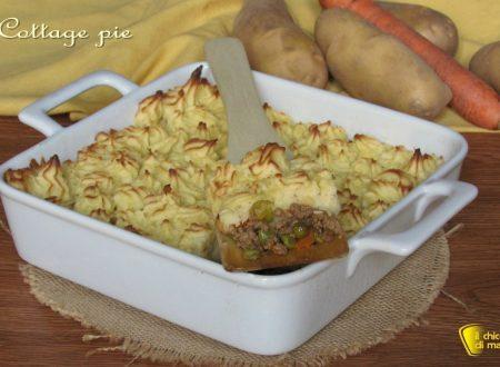 Cottage pie, pasticcio di carne inglese