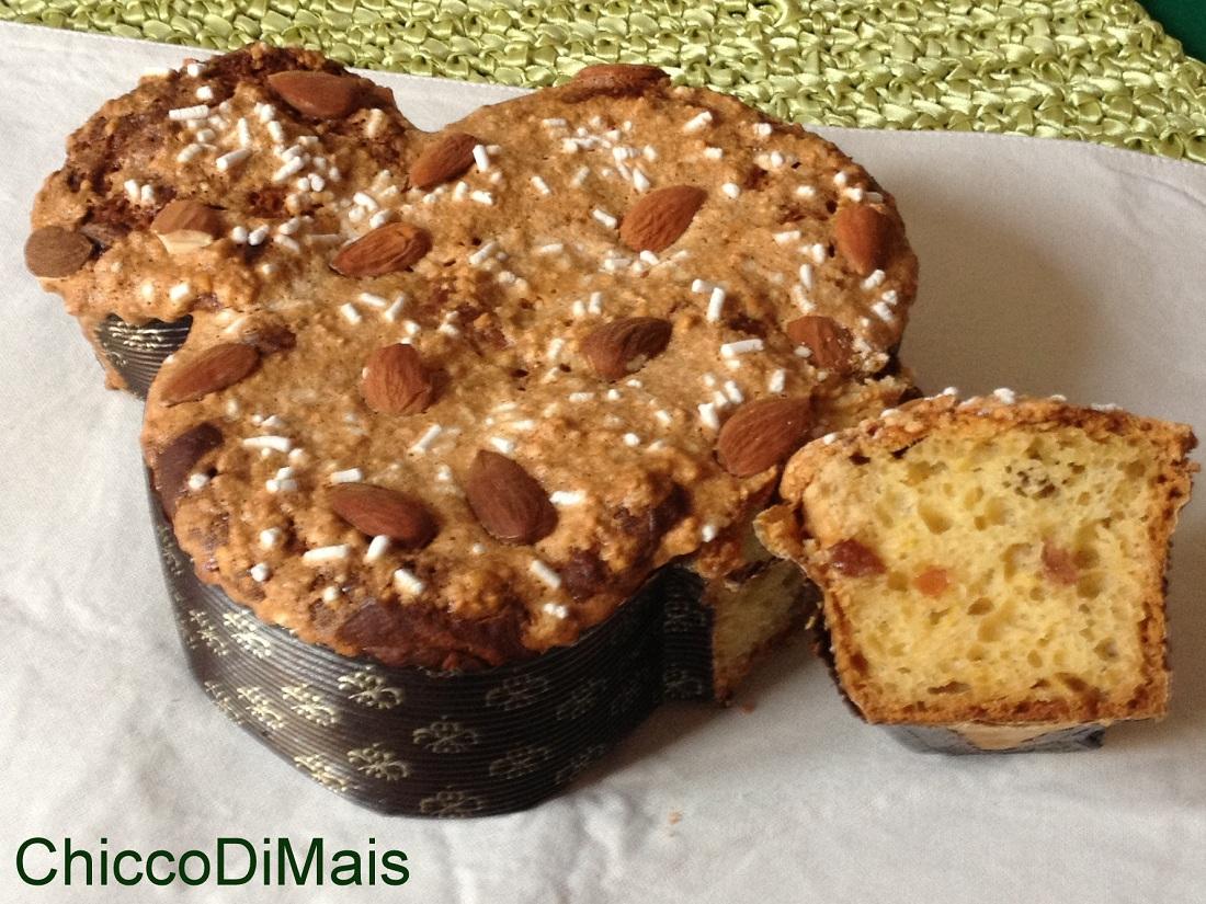 Menu di pasquetta ricette per una gita Colomba senza glutine il chicco di mais