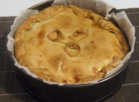 Pasta matta senza glutine (ricetta base per torte salate senza glutine)