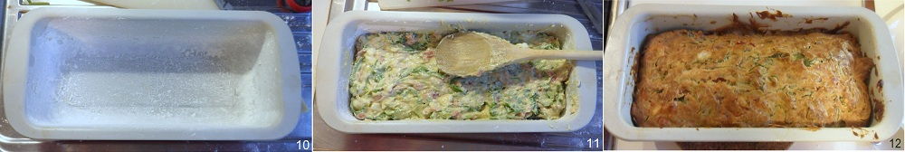 Plumcake salato con speck e rucola ricetta torta salata il chicco di mais 4