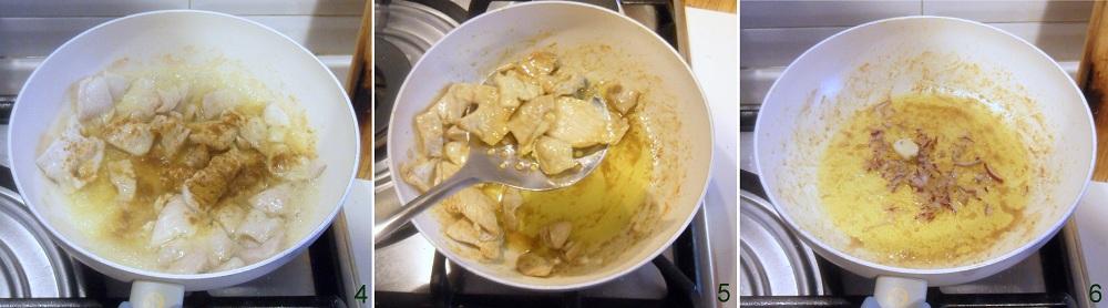 Pollo al curry ricetta etnica il chicco di mais 2