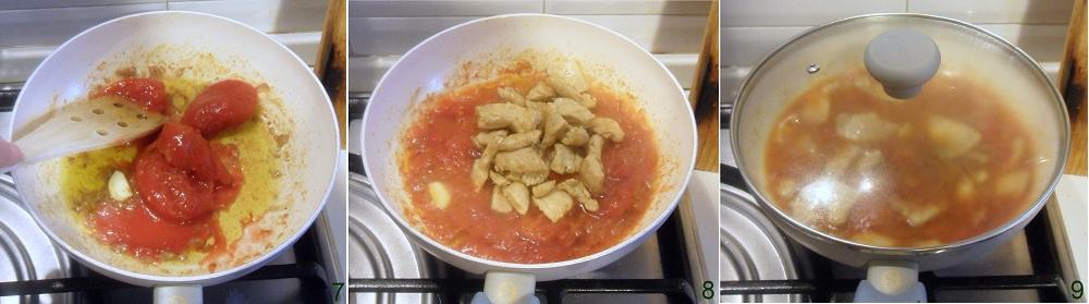 Pollo al curry ricetta etnica il chicco di mais 3