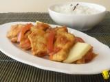 Pollo al curry ricetta etnica il chicco di mais