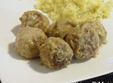 Polpette di carciofi e carne (ricetta secondo)