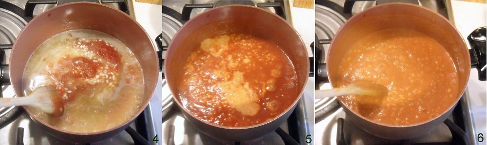 Risotto al pomodoro e mozzarella ricetta semplice il chicco di mais 2