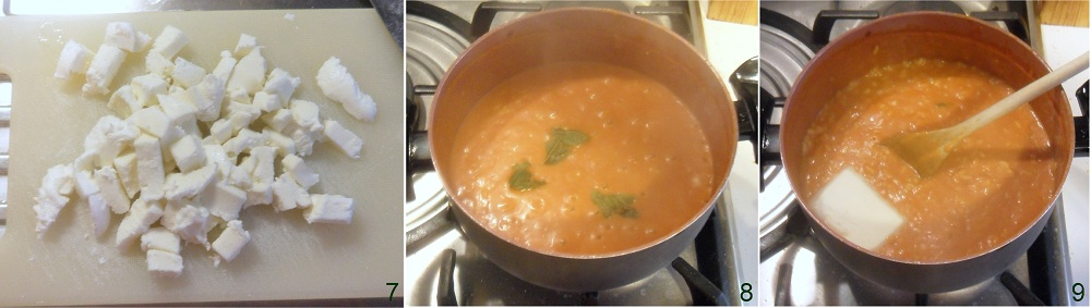 Risotto al pomodoro e mozzarella ricetta semplice il chicco di mais 3