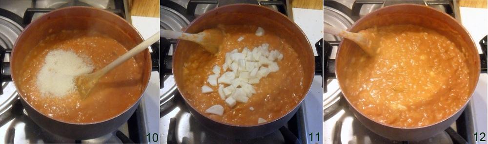 Risotto al pomodoro e mozzarella ricetta semplice il chicco di mais 4