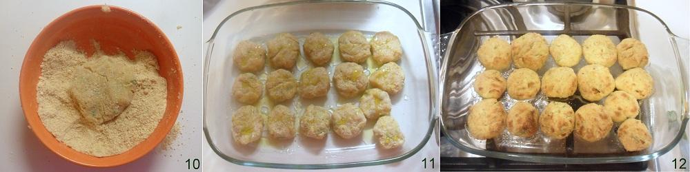 Crocchette di salmone e patate ricetta al forno il chicco di mais 4
