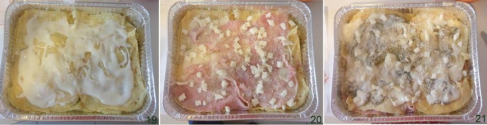 Lasagne ai carciofi e prosciutto cotto ricetta primo il chicco di mais 7