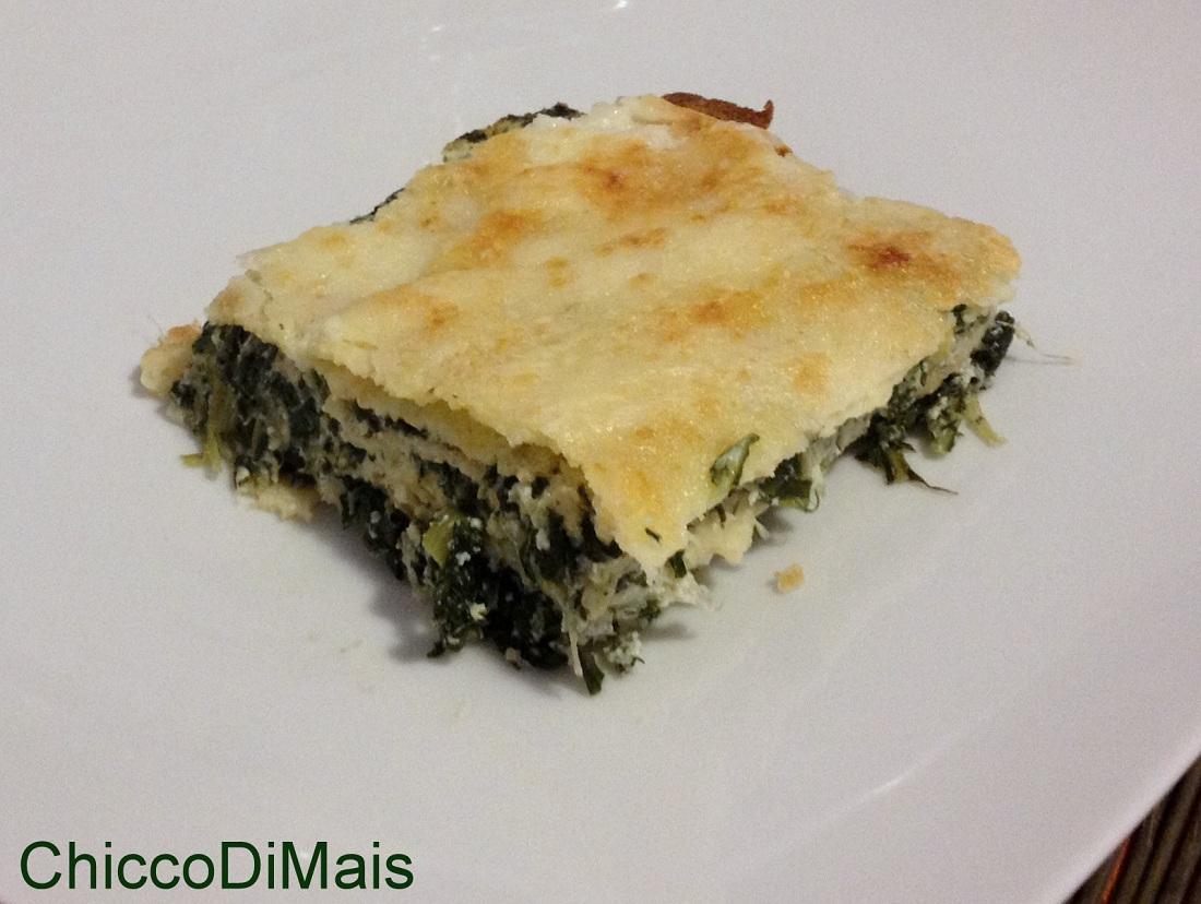 10 primi per Natale ricette vegetariane il chicco di mais lasagne ricotta e spinaci