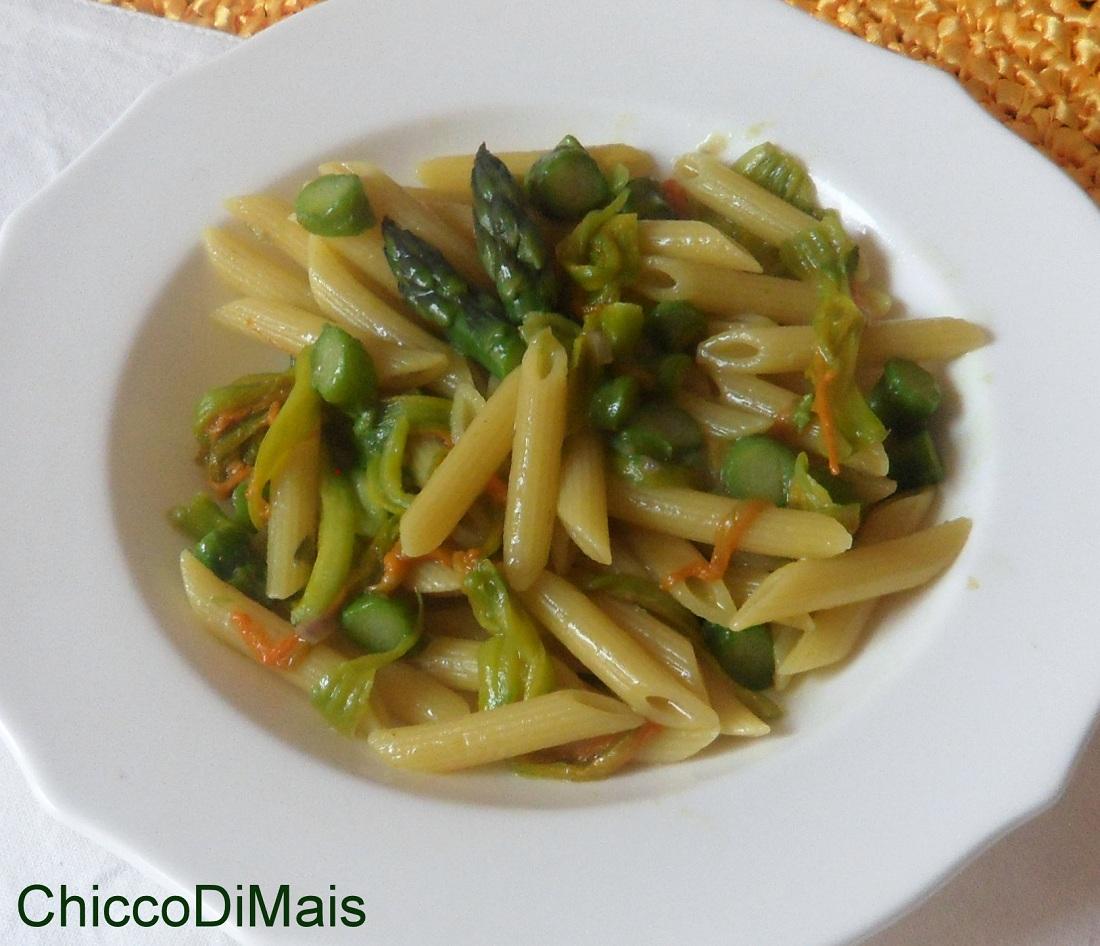 Ricette con asparagi facili e veloci for Pasta ricette