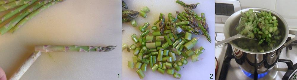 Risotto agli asparagi ricetta primo il chicco di mais 1