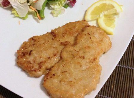 Scaloppine al limone (ricetta classica)