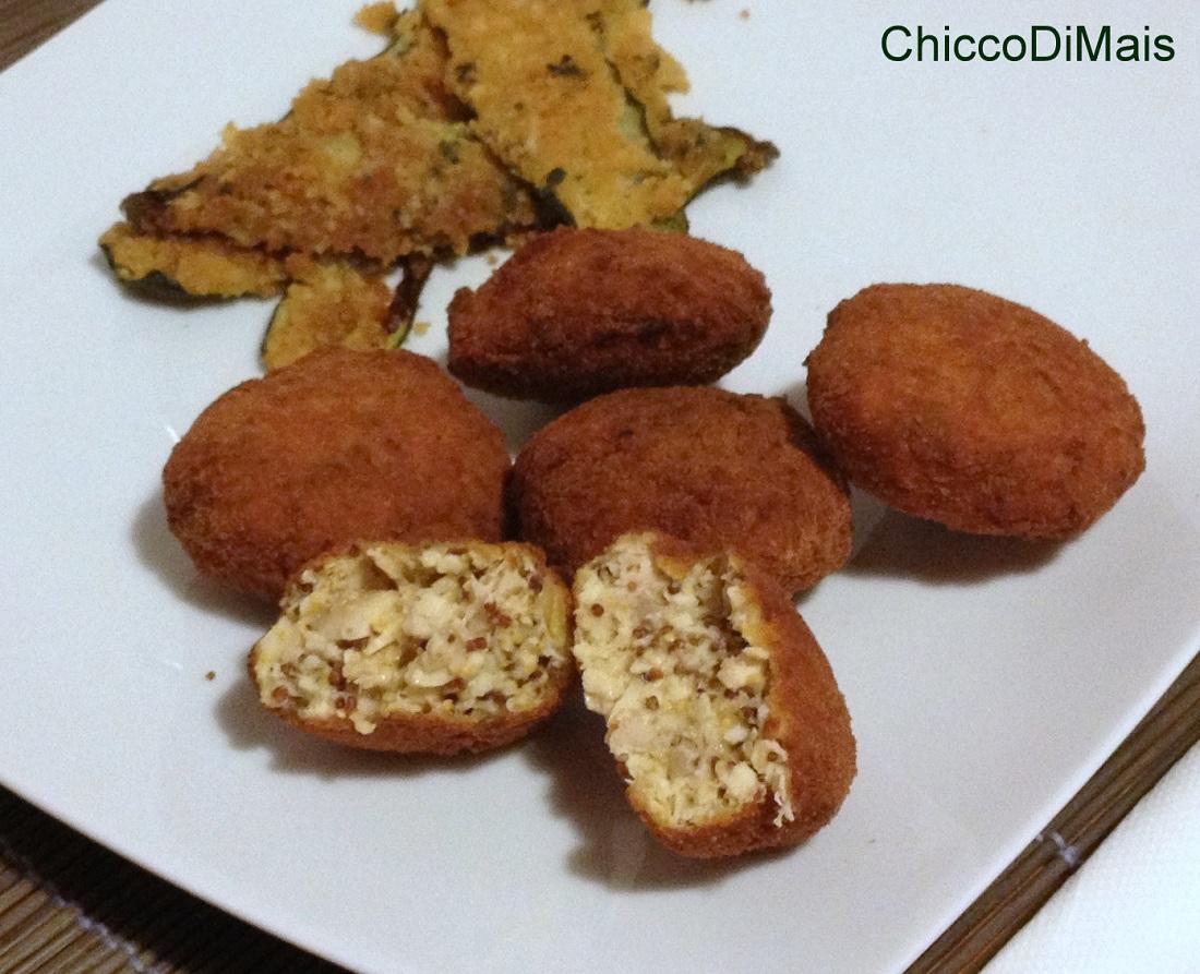 Crocchette di pollo alla senape ricetta del riciclo il chicco di mais
