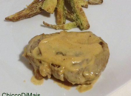 Filetto alla senape (ricetta veloce)