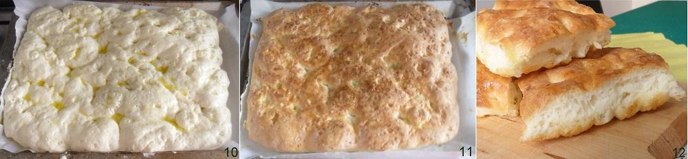 Focaccia genovese ricetta senza glutine il chicco di mais 4
