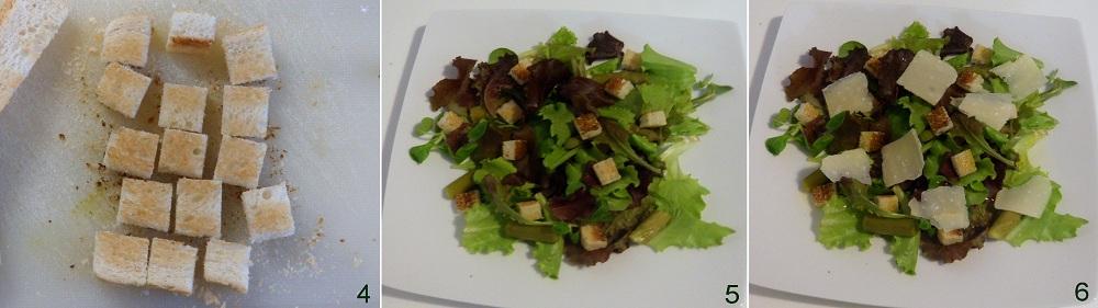 Insalata con asparagi e grana ricetta light il chicco di mais 2