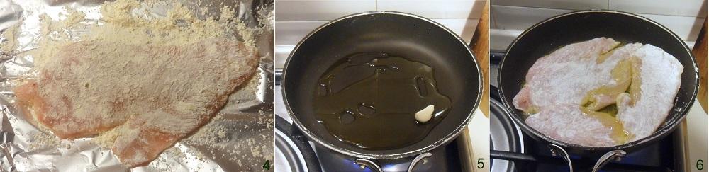 Scaloppine di pollo con pomodori secchi e olive ricetta veloce il chicco di mais 2