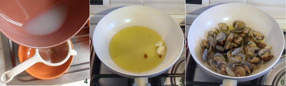 Spaghetti alle vongole ricetta classica il chicco di mais 2