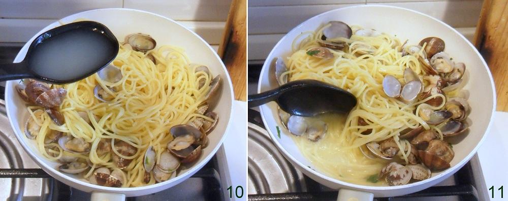 Spaghetti alle vongole ricetta classica il chicco di mais 4