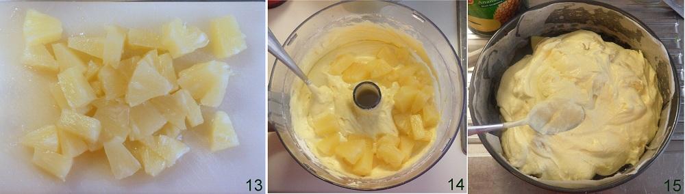 Torta all' ananas rovesciata ricetta dolce il chicco di mais 5