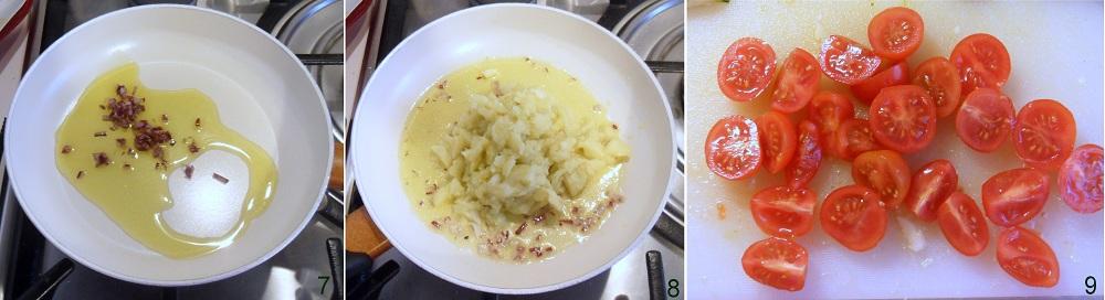 Zucchine ripiene con mozzarella ricetta vegetariana il chicco di mais 3
