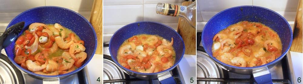 Couscous con gamberi e pachino ricetta veloce il chicco di mais 2