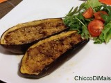Melanzane ripiene di carne ricetta secondo il chicco di mais