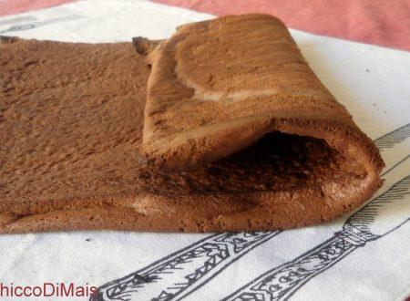 Pasta biscotto al cacao (ricetta base)