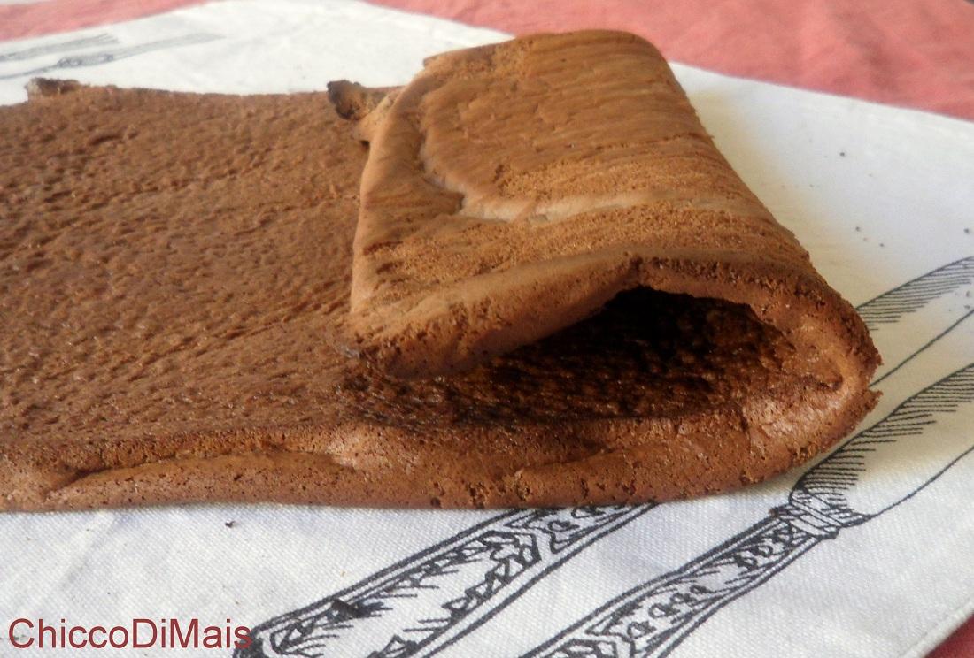 Pasta biscotto al cacao ricetta base il chicco di mais