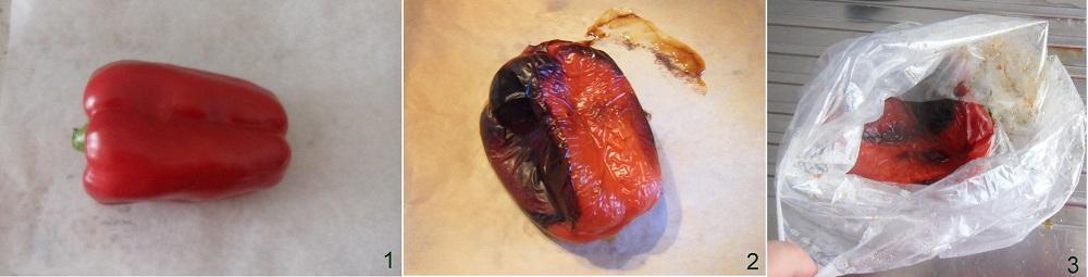 Peperoni arrostiti ricetta contorno light il chicco di mais 1