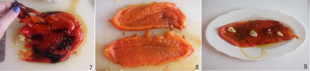 Peperoni arrostiti ricetta contorno light il chicco di mais 3