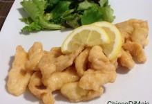 Pollo al limone (ricetta cinese)