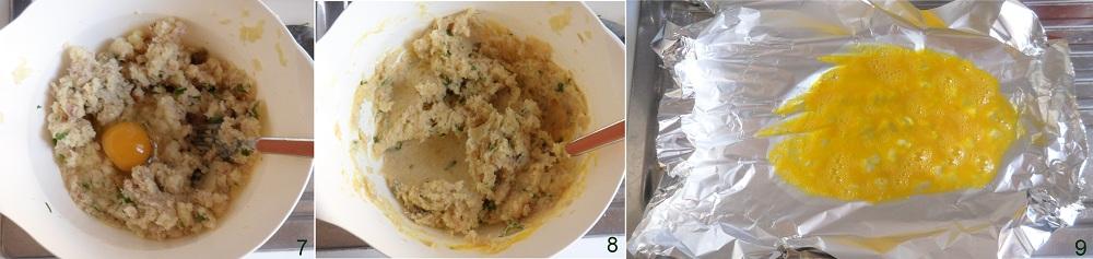 Polpettone di tonno con salsa allo yogurt ricetta al forno il chicco di mais 3